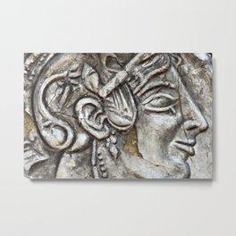 Athens II Metal Print