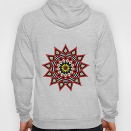 Stars Up to the Sky   Mandhala   Mother Star Hoody