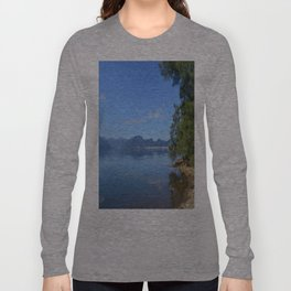 Marmaris from Netsel Marina Long Sleeve T-shirt