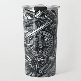 Black Phantom Travel Mug