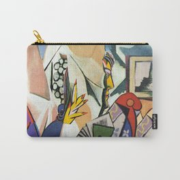 Mixed Picasso · 3 Carry-All Pouch