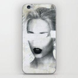 Torn 2 iPhone Skin