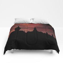 Buddha's Eagle Comforters
