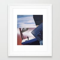 inception Framed Art Prints featuring inception by Mirawek Wolff
