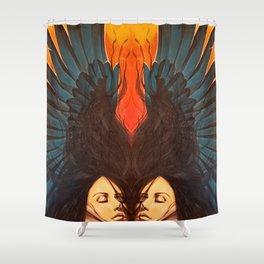 Freebird Shower Curtain