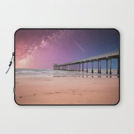 Pier into the Galaxy Laptop Sleeve