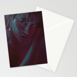 Suho diamond Stationery Cards