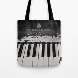 Night Music Tote Bag