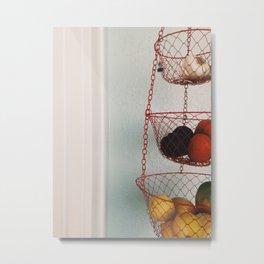 Low Hanging Fruit Metal Print