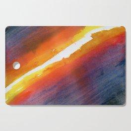 Energy Gradient Cutting Board