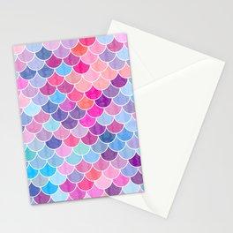 Watercolor Lovely Pattern VIV Stationery Cards