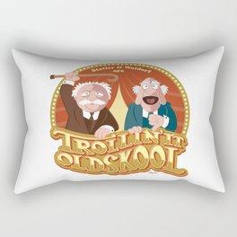 Statler & Waldorf Rectangular Pillow