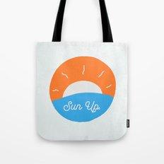 Sun Up Tote Bag