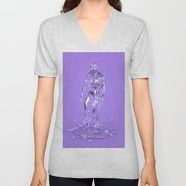 Cold as Ice Unisex V-Neck