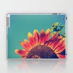 Summer Sunflower Laptop & iPad Skin