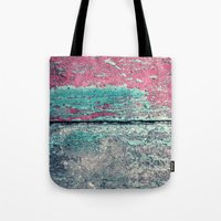friday Tote Bags featuring friday by Claudia Drossert
