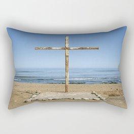 Mexico Cross, 2007 Rectangular Pillow
