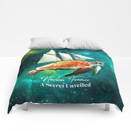 Narlon Franco #2 A Secret Unveiled Comforters