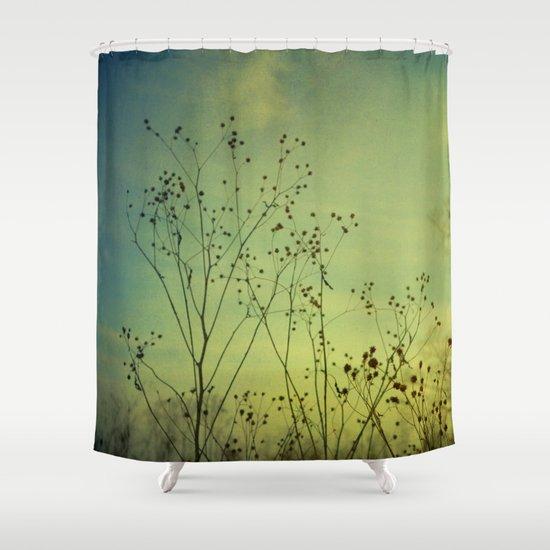 Fleeting Moment Shower Curtain
