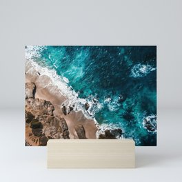Rocky Beach Mini Art Print