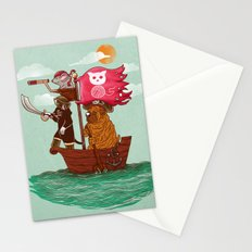 The Pirates Stationery Cards