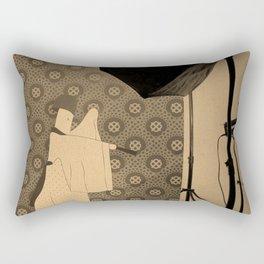 楽屋 Rectangular Pillow