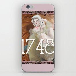 1748 iPhone Skin