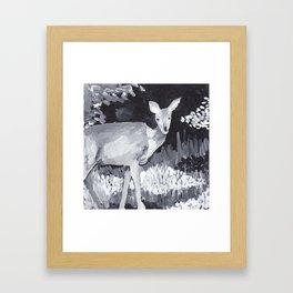 Yes Dear Framed Art Print