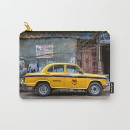 Taxi India Carry-All Pouch