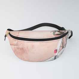 Romantic Bicycle Travel Photography Fanny Pack