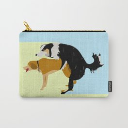 DOGS & LOVE Carry-All Pouch