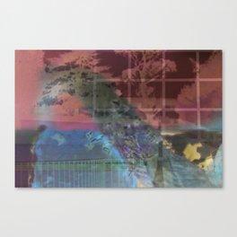 Into Canvas Print