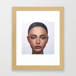 Nil By Mouth Framed Art Print