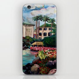 Kauai Grand Hyatt Resort iPhone Skin