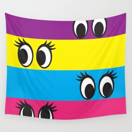 EYES! Wall Tapestry