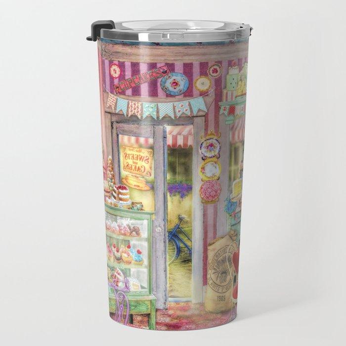 The Little Cake Shop Travel Mug