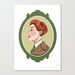 Rosalind Lutece Canvas Print