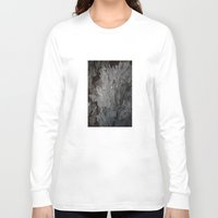 crystal Long Sleeve T-shirts featuring Crystal by studio wolkowicz