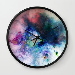 Everything is nothing 17 (therefore it was beautiful) Wall Clock