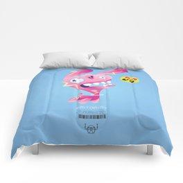 Electric Bunny-Wabbit Comforters