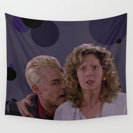 179. You're a very bad man Wall Tapestry