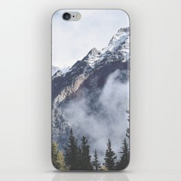 Mount Wanderlust iPhone Skin