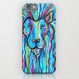 Lion of Zion iPhone Case