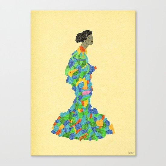 - geishaic beethoven - Canvas Print