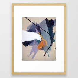 I didn't accidentally tell you that Framed Art Print