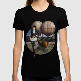 Flight of Fancy (Steampunk) T-shirt