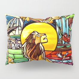 Circle of Life Pillow Sham