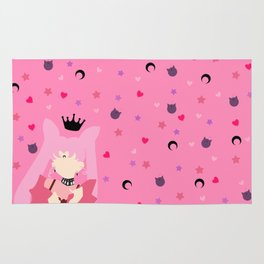 The Queen of Darkness Rug
