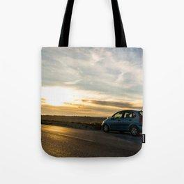 Drive away Tote Bag