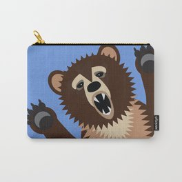 Big Bad Bear Carry-All Pouch